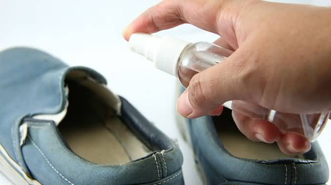 дезинфекция обуви уксусом