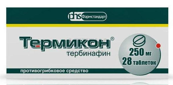 термикон таблетки