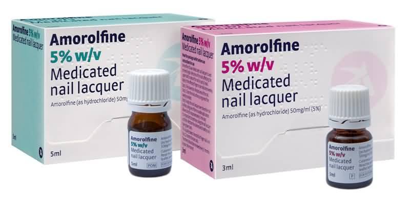 аморолфин от грибка ногтей цена